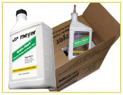 Meyer M2 Hydraulic Flush