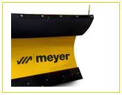 Meyer Rubber Snow Deflectors