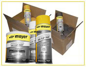 Meyer Sno-Flo Industrial Paint