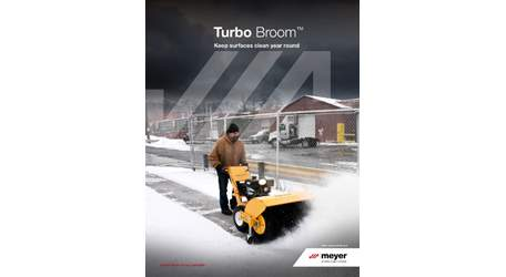 Turbo Broom Brochure