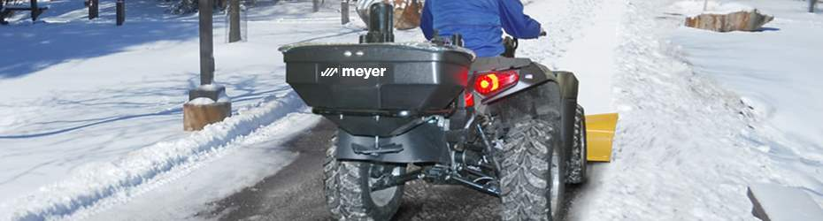 Base Line 125 ATV Spreader
