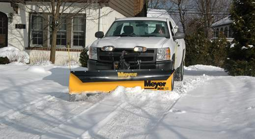 snow plows personal professional use meyer personal use