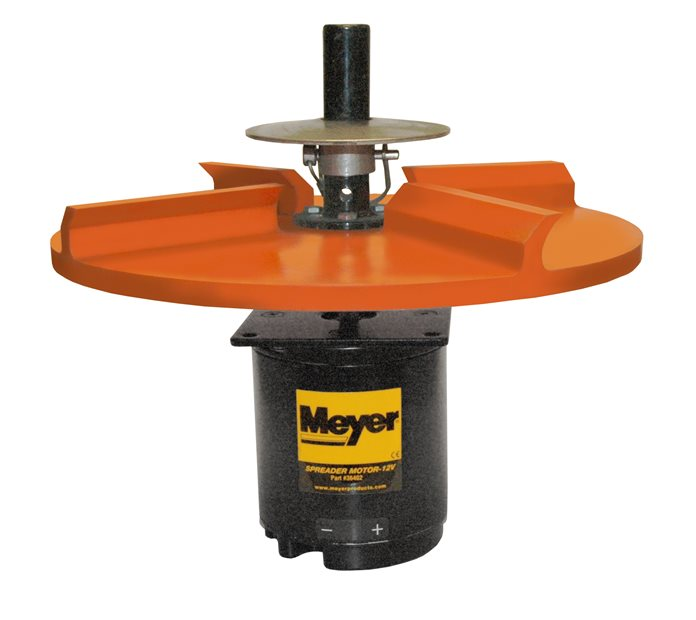 Salt spreader hydraulic motor : Meyer mate pickup truck tractor tailgate salt