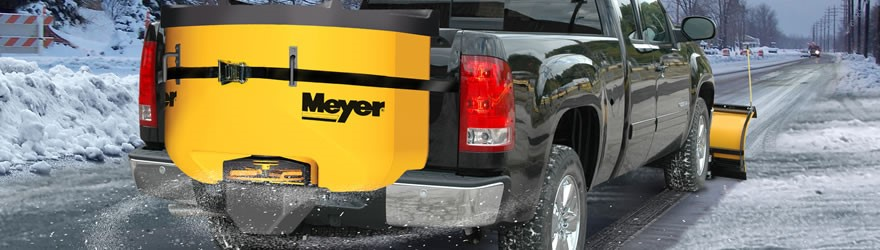 Meyer Mate Tailgate Spreader