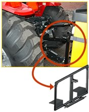 3-Point Hitch Mounting
