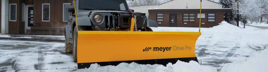 Receiver Hitch Snow Plow