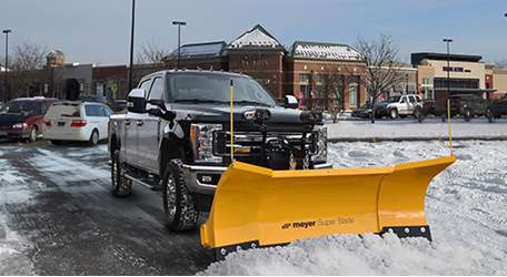 Snow Plows Personal Professional Use Meyer