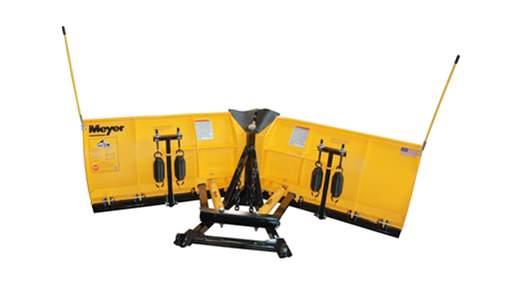 super v light duty half ton truck v snow plows meyer reliability