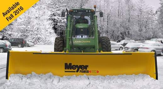 snow plows personal professional use meyer power box